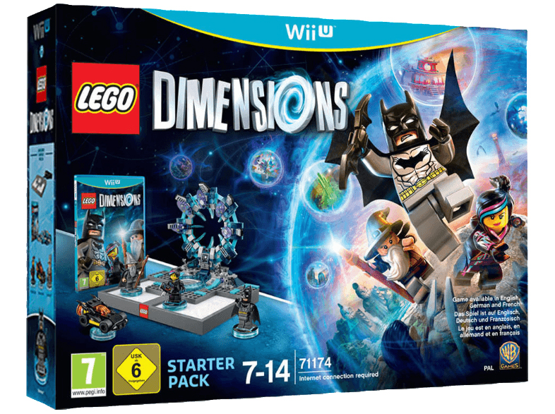 LEGO Dimensions - Starter Pack Nintendo Wii U