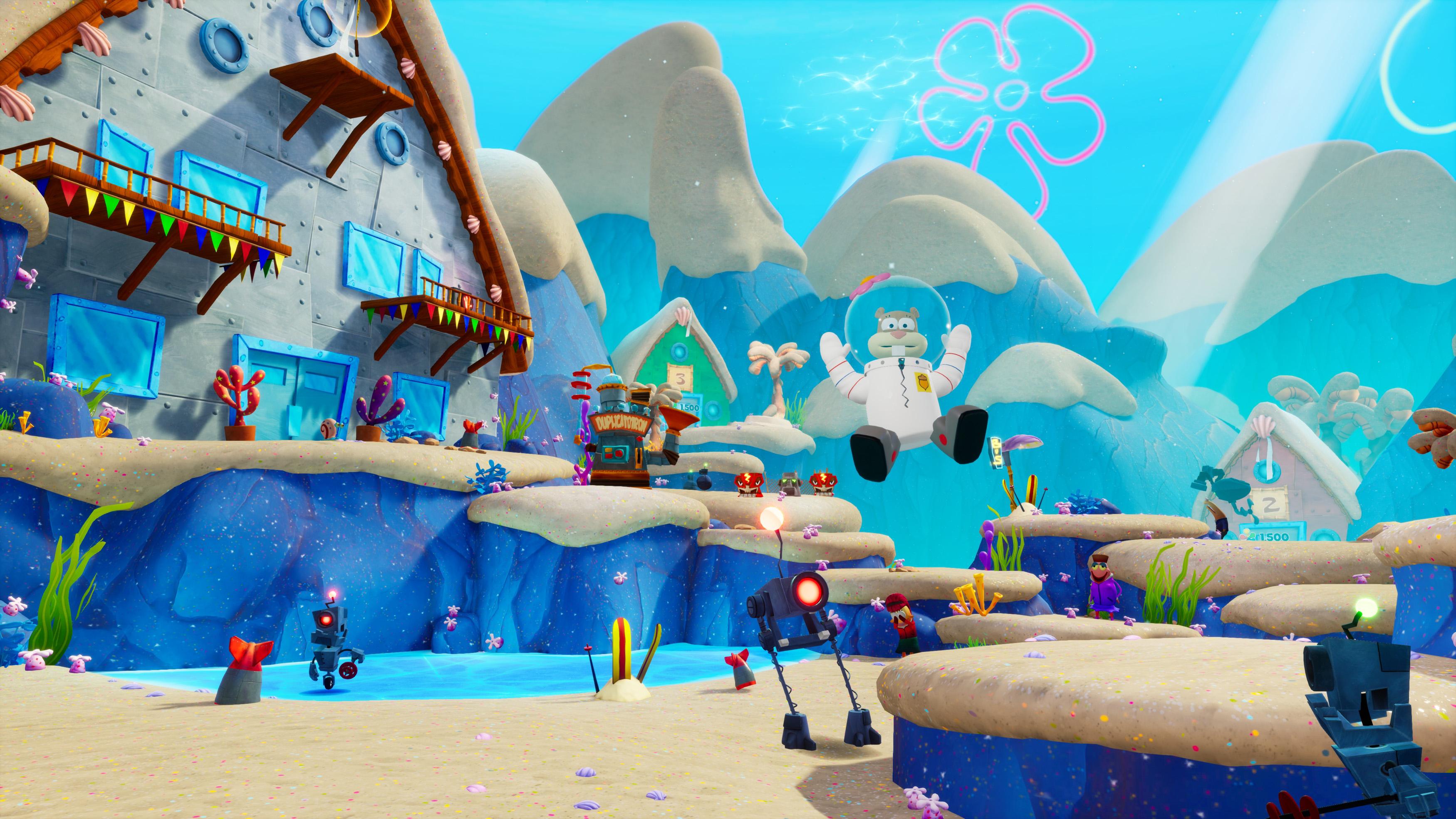 SpongeBob Schwammkopf: Battle for Bikini Bottom - Rehydrated