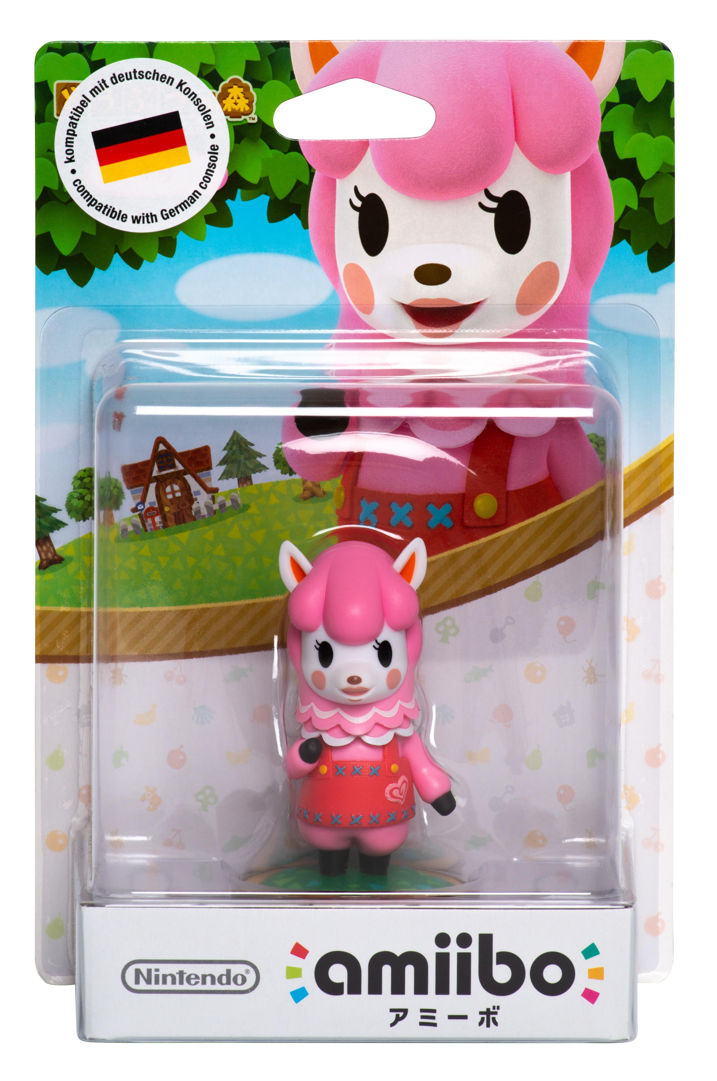 amiibo Animal Crossing - Rosina
